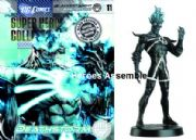 Eaglemoss DC Comics Super Hero Blackest Night Figurine Collection #11 Deathstorm